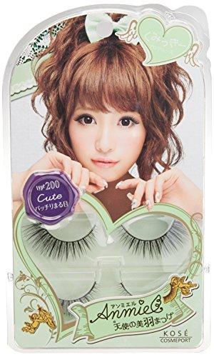 Anne miel eyelash 200 (cute)...