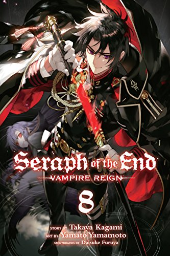 Download Seraph of the End, Vol. 8: Vampire Reign