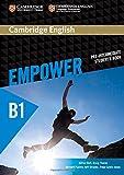 Cambridge English Empower Pre-intermediate Students Book