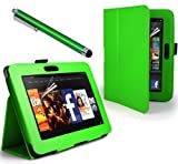 Hotsaleuk Multi Function Standby Case for the New Kindle Fire HD 7