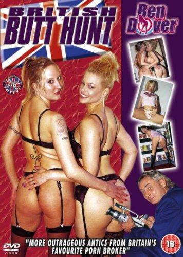 British Butt Hunt Ben Dover [DVD]