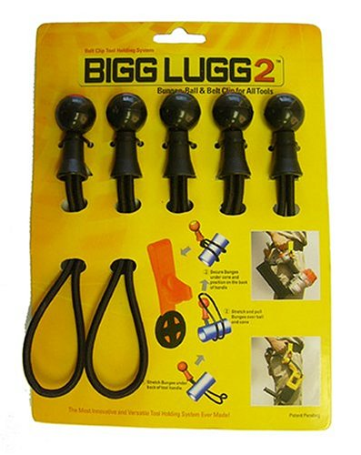 Bigg Lugg BM-5 Five Pack of Extra BungeesB0006GR8M6