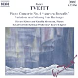 Tveitt: Piano Concerto No. 4, Op. 130 - Aurora Borealis / Variations on a Folksong from Hardanger, for 2 Pianos and Orchestra
