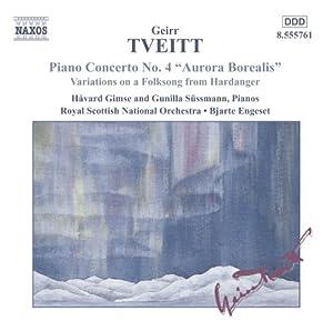 Klavierkonzert Nr. 4/Variatione