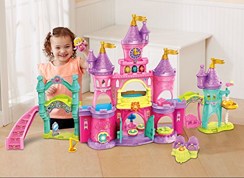VTech Go! Go! Smart Friends Enchanted Princess Palace (Frustration Free Packaging) JungleDealsBlog.com