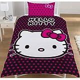Hello Kitty Candy Spot Duvet Single