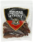 Alaska Smokehouse Smoked Salmon Jerky, 6-Ounce Bag