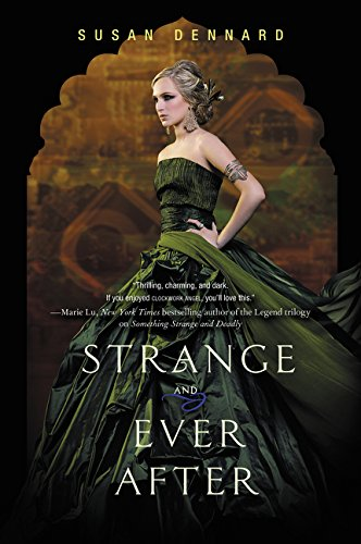 Strange and Ever After (Something Strange and Deadly)