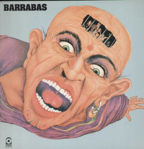 barrabas LP by BARRABAS