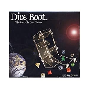 Chessex Dice Boot