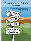 img - for Amer Places Dict V3 Midwest (American Places Dictionary Vol. 3) book / textbook / text book