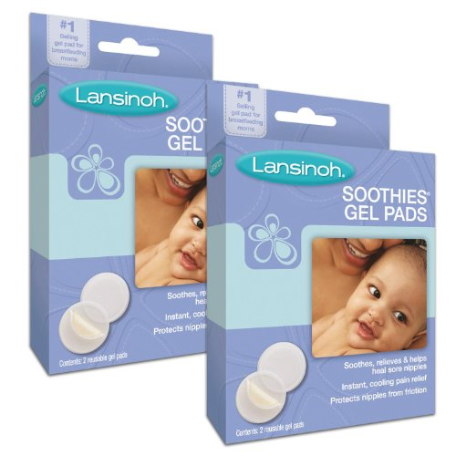 Soothies Gel Pads by Lansinoh - 2 Pk