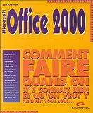 echange, troc Joe Kraynak - Office 2000