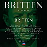 Britten conducts Britten 3, The Burning Fiery Furnace etcby Benjamin Britten