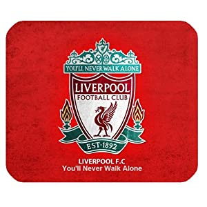 Liverpool FC Customized Rectangle Mousepad from Nexttt
