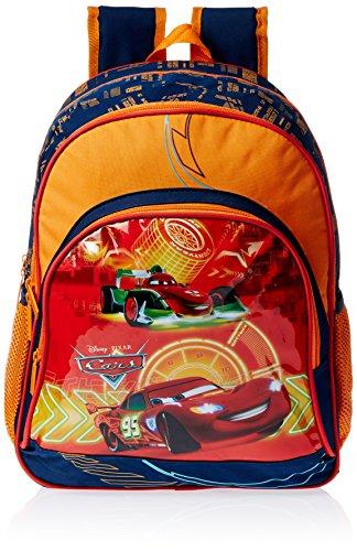 Genius Genius Activa Disney Cars School Bag, Navy Blue (V-VVXL) (Multicolor)