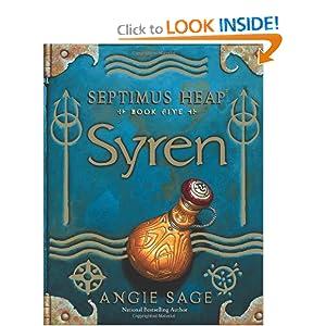Syren (Book 5 of Septimus Heap)