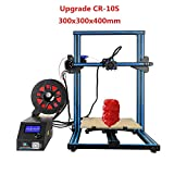 2017 Creality CR-10S 3D Printer Filament Monitor With Dual Z Axis 300x300x400mm (Blue)