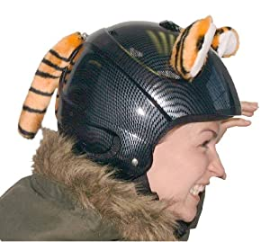 Crazy Ski Helmet Ears | Tig