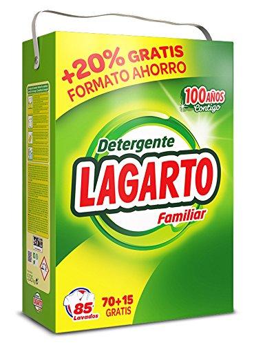 Lucertola Detergente lavatrice-5525 gr