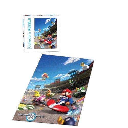 Mario Kart Wii Collector's Puzzle - 1