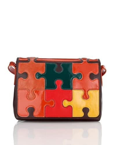 Tua By Braccialini Bolso Orsa Puzzle