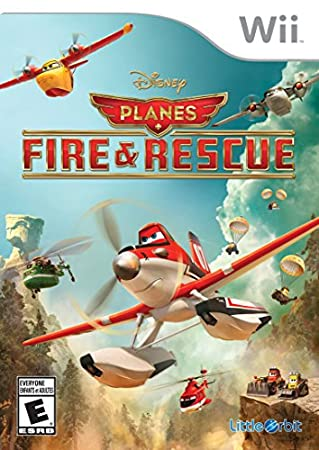 Disney Planes Fire & Rescue - Wii
