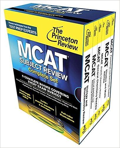Top 7 Best MCAT Prep Books for 2016 – Mcatforme