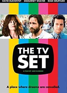 "Cover of ""The TV Set"""