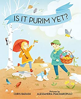 Book Cover: Is It Purim Yet?