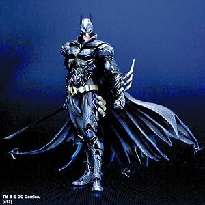 DC Comics Variant Play Arts Kai Batman Action Figure by DC