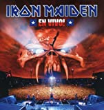 En Vivo! [VINYL] Iron Maiden