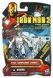 Iron Man 2 Comic Series 4 Inch Action Figure Ivan Whiplash VankoArmored Final Battle