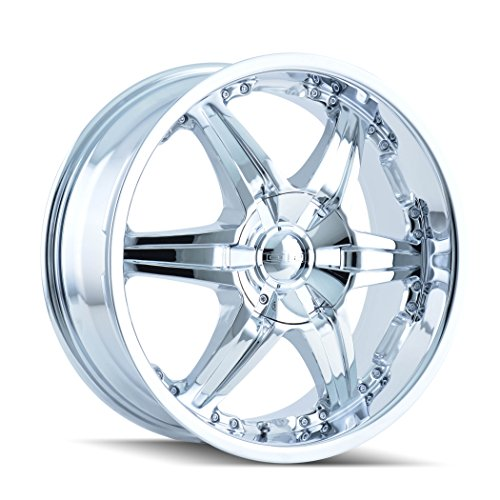 DIP Wicked D39 Chrome Wheel (22x9.5