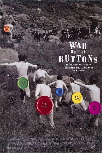 La guerra dei bottoni Poster Film 11 pollici x 17 pollici (28 cm x 44 cm) Gregg Fitzgerald John Coffey Liam Cunningham Paul BATT Eveanna Ryan Colm Meaney