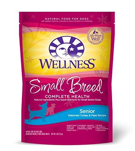 Wellness Complete Health Natural Dry Dog Food Senior Recipe