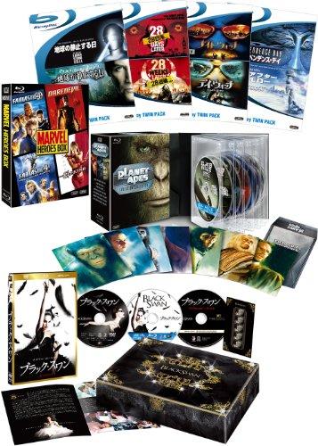 【Amazon.co.jp限定】洋画グレイテスト・ヒット福袋〈SFアクション&サスペンス 20作品〉〔初回生産限定〕 [Blu-ray]