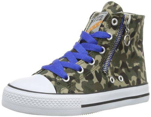 Naturino 2540 001200780901, Sneaker Unisex bambini, Multicolore (Mehrfarbig (MULTICOLORE 9106)), 26