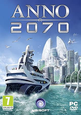 Anno 2070 (PC DVD)