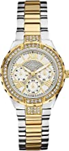 GUESS Womens U0111L5 Sparkling Hi-Energy Mid-Size Multi-Function