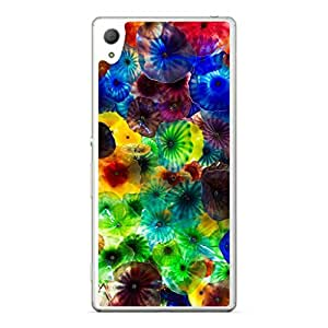 a AND b Designer Printed Mobile Back Cover / Back Case For Sony Xperia Z4 (SON_Z4_2702)