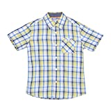 Poppers by Pantaloons Boy's Shirt_Size_13-14 YRS