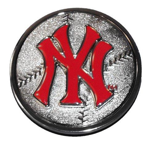 New York Yankees Spinner Belt Buckle