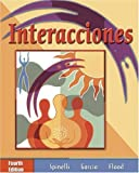 Interacciones (with Audio CD) (0030339561) by Emily Spinelli