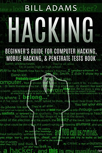 Hacking Book For Beginners