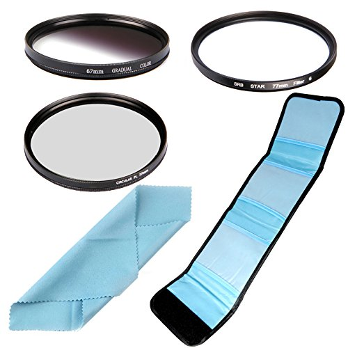 zomei-star-effect-6-point-filter-graduated-grey-filter-circular-polarizing-cpl-filter-kit-for-canon-