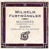 フルトヴェングラー ベートーベン交響曲第7番