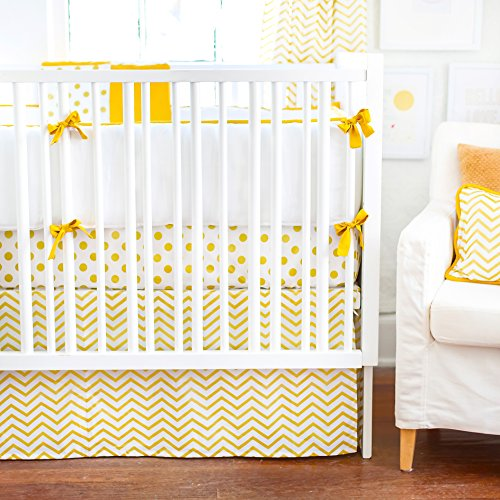 Bumperless Crib Bedding Sets