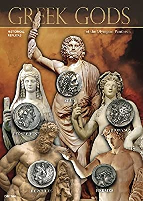 (DM 364) Greek Gods