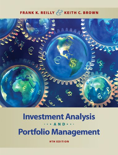 Investment Analysis and Portfolio Management (with...